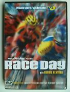 Vision Quest Coaching - Race Day With Robbie Ventura – Dvd- R-2- Like New