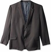 Haggar Menand039s Big And Tall Bandt Active Series Stretch Classic Fit Suit Separate Co