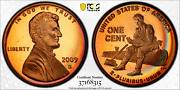 2009-s Lincoln Cent Formative Years Pcgs Pr68rd Dcam Penny Rainbow Color Toned