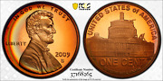 2009-s Lincoln Cent Presidency Pcgs Pr68rd Dcam Penny Rainbow Toned 1 Worldwide