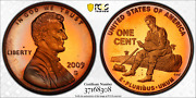 2009-s Lincoln Cent Penny Formative Years Pcgs Pr68rd Reddish Color Toned