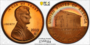 2009-s Lincoln Cent Early Childhood Pcgs Pr68rd Dcam Penny Crescent Toned 1347