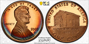 2009-s Lincoln Cent Early Childhood Pcgs Pr68rd Dcam Penny Crescent Toned 1353