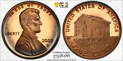 2009-s Lincoln Cent Early Childhood Pcgs Pr68rd Dcam Penny Crescent Toned 1354