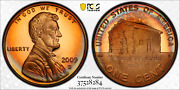 2009-s Lincoln Cent Early Childhood Pcgs Pr68rd Dcam Penny Colorful Toned 1356
