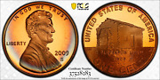 2009-s Lincoln Cent Early Childhood Pcgs Pr69rd Dcam Penny Colorful Toned 1357