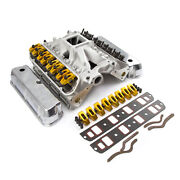 Ford Sb 289 302 Hyd Roller 210cc Cylinder Head Top End Engine Combo Kit