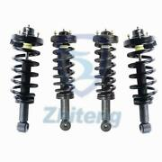 Fits 07-12 Lincoln Navigator Ford Expedition Front Andrear 4 Quick Strut Assembly