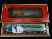 Lionel 6-52167 Llrc Santa Fe Fc W/ Navajo Tractor And Trailer-in Shipped Box