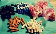 Lot Of 87 Star Wars Pez Dispenser And 10 Lbs Of Pez