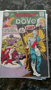 The Hawk And The Dove 1 Sept 1968,dc Vf/nm