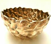 Fruit Bowl Silver Solid 925 Vintage Yearsand039 70 Bowl Vase Centerpieces