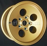 Lamborghini Countach 8.5 X 15 Forged Front Wheel Gold New