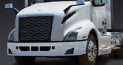 14.5 Volvo Vnl Steel Chrome Bumper With Fog Light Hole 2018+ / Made In Usa