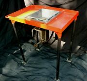 Fff Fabricated Blacksmith Coal Forge, Complete With Firepot Usa Made