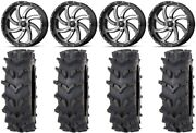 Msa Mach Switch 20 Wheels 36 Outback Maxand039d Tires Can-am Commander Maverick