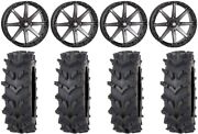 Sti Hd10 20 Wheels Smoke 36 Outback Maxand039d Tires Can-am Defender