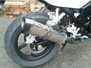 Hyosung Gtr125 / Gt125 Comet Stainless - - Max Torque Can Motorbike Exhaust