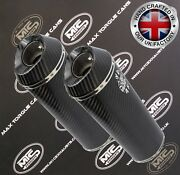 Cagiva Raptor 1000cc Carbon Road Legal / Race Performance Motorbike Exhausts