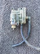 1960andrsquos 1950andrsquos 90 Hp Evinrude Starflite Outboard Fuel Pump Fits Many Models / Hp