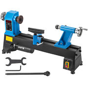 5 Speed Bench Top Wood Lathe 10 X 18 Heavy Duty Cast Iron - Up To 3200 Rpm's