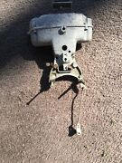 Gale Evinrude Johnson Outboard Carburetor 15hp Airbox Silencer