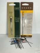 Cross Pencil Leads And Erasers 0.5mm 0.7mm 0.9mm / 0.5mm Cartridge And 0.7 Switch-it