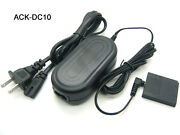 Ac Adapter Power Charger For Canon Digital Ixus 75 80 Is 100 Is 110 120 Is 130