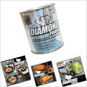 Diamondfinish 1 Clear Coat Pint Auto Seals Both Paints And Metals 16. Fluid_ounce