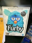 Teal - Furby Plush Teal. Hasbro. Shipping Included