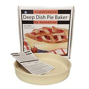 Superstone Deep Dish Pizza And Pie Baker