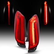 For 13-17 Cadillac Xts Left+right Replacement Led Brake Signal Lamp Tail Light