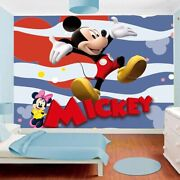 Mouse His Hands Open 3d Full Wall Mural Photo Wallpaper Printing Home Kids Decor