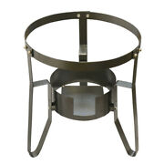 Single Burner Stand 31 Height Outdoor High Pressure Propane Bbq Gas Stove Base