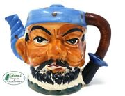 Toby Style Teapot, Occupied Japan