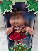 Cabbage Patch Kids Holiday Baby Special Edition 1997 Linnea Isabelle Dec. 19th
