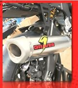 Graves Motorsports 2016-19 Kawasaki Zx-10r /zx-10rr Works Full Exhaust System