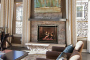 Empire Rushmore 40 Direct Vent Truframe Natural Gas/propane Fireplace