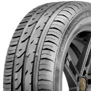 Continental Contipremiumcontact 2 P205/55r17 91v Bsw Summer Tire