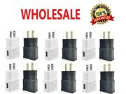 Lot 2a Usb Power Adapter Ac Home Wall Charger Us Plug For Samsung Galaxy S/ Note