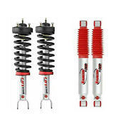 Rancho Front Quicklift Struts Rs9000xl Rear Shocks For Dodge Ram 1500 4wd