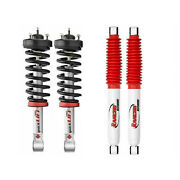 Rancho Loaded Quicklift Struts Rs9000xl Rear Shocks For Ford F-150 4wd