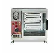 New Commercial Electric Chimney Cake Oven Donut Cone Machine Chimney Cake Grill