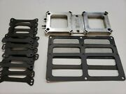 Bds Dual Quad Blower Intake Adapter Plate