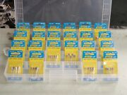 Fuse Agc 1/2 1 2 4 5 7-1/2 10 15 20 25 30 Amp 10 Of Each Size Total 110 Fuses