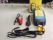 Battery Charger And Maintainer 12v-24v 4-8 Amps 14384 Marine Boat Rv Automatic