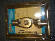 Antenna Mount Ratchet Stainless Steel 19531 Vhf Nd Marine Boat Parts Hardware
