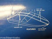 Boat Cover Support System 107954 For Boats Up To 19ft Boatingmall Boat Storage