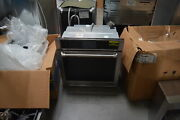 Jenn-air Jjw3430dp 30 Stainless Single Electric Wall Oven Nob 31353 Mad