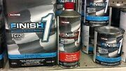4 Gal Kit Sherwin Williams Fc720 Gal Finish 1 Ultimate Overall Clear Coat Kit